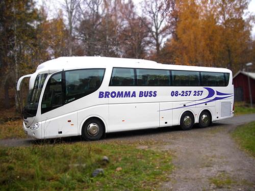 bromma buss